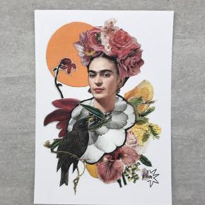 Frida Kahlo plakat, A5