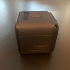 GoPro Hero Session i virkelig god stand 😍 Stort accessories kit medfølger (spørg for billeder)