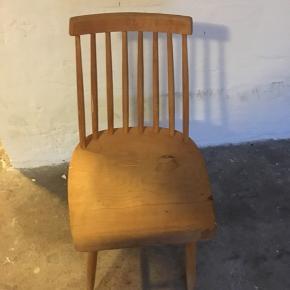 Gammel FDB stol