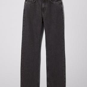 Weekday Voyage Jeans size 27 waist (36) worn a few times, washed once.