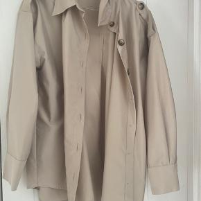 Skjorte man kan bruge som jakke