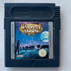Harvest Moon GB, sælges.. .   Spillet er testet, og virker fint..     SE OGSÅ ALLE MINE ANDRE ANNONCER.. :D