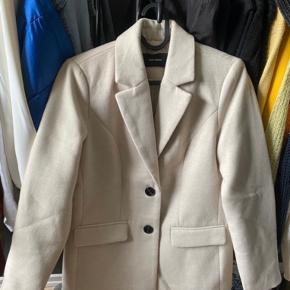 Aldrig brugt Virkelig fin blazer frakke