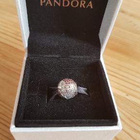 Pandora led   Julemand med sten   Ny i æske