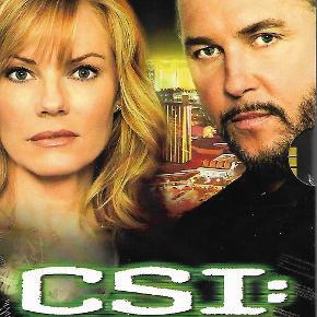 10232 - Csi: crime scene investigation The complete sevents season Dansk Tekst - I FOLIE