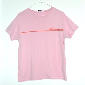 Lyserød T-shirt fra Envii Str. S