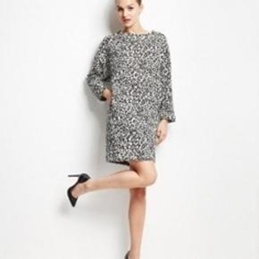 Mega sej leopard over size kjole. NY stadig med Tag. 150pp