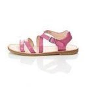 Varetype: SandalerFarve: pink Oprindelig købspris: 700 kr.  Fine sandaler fra Angulus, som er ubrugte! :)