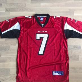 Falcons original trøje med Michael Vick Aldrig været brugt (har hængt på væggen)