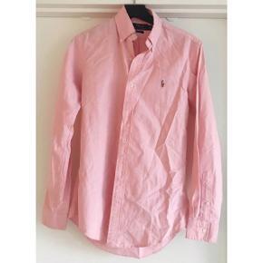 Flot rosa skjorte fra Ralph Lauren 💕 str. XS. Næsten som ny. Nypris 7-800.