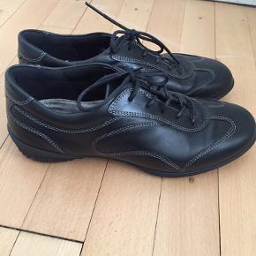 Ecco sko str 37 brugt en gang