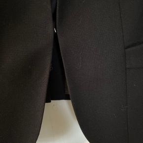 Klassisk sort blazer