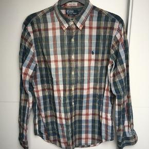 Fin Ralph skjorte, fin stand