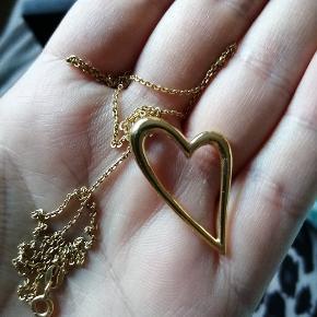 Sælger denne fine halskæde som fremstår som ny