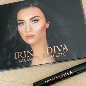 Irina The Diva makeup