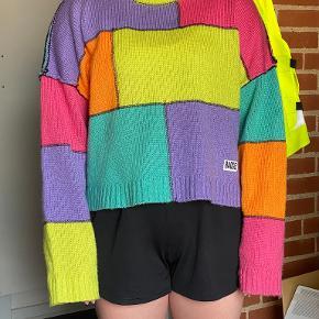 The Ragged Priest sweater