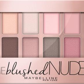 💄 Maybelline the Blushed Nudes palette 💄 Used 3 times 📍 Pick up in Aarhus 💌 Possibility of sending