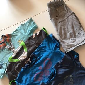 Hummel T-shirts's og shorts Pr. stk. 20 kr Afh. Esbjerg V