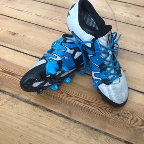 Adidas X 15.1 fodboldstøvler, brugt meget få gange - næsten som ny