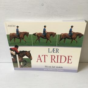 En god og virkelig grundig bog af Jane Holderness-Roddam om ridning og pasning af hest m.m 🐴😊