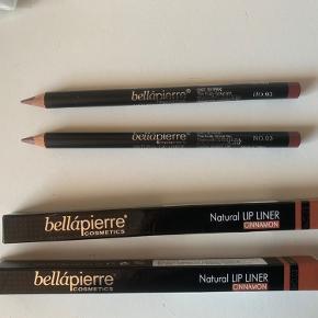 BELLAPIERRE  Natural lipliner farve no 03  Prisen er for begge📌  Tjek også mine andre TRENDSALE TILBUD 🤩📌