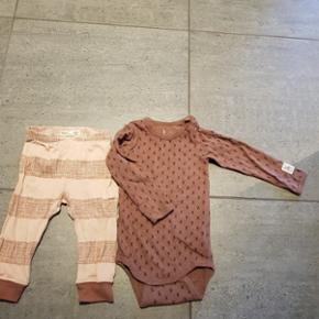 Small Rags str 9 mdr. Body og bukser Som nyt