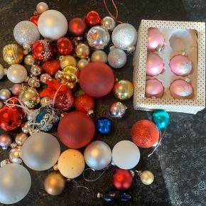 Julekugler  Kom med et bud :)