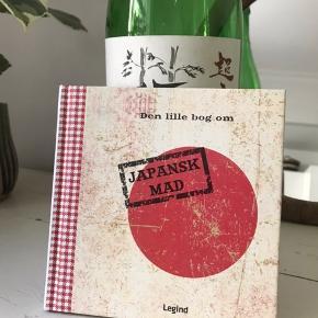 Japansk mad kogebog, sælges grundet flytning 🍜