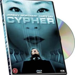 5958 - Cypher (DVD)  Dansk Tekst - NY Film er ny men er ikke i folie