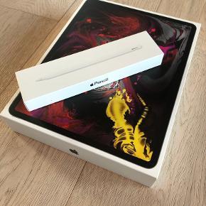 Ipad pro 12,9 Wifi 256 gb Space Gray. Helt ny i ubrudt emballage. Kan sendes eller afhentes.