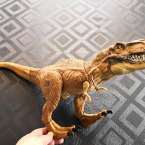 Stor dinosaurus med lyd Kan afhentes tæt på Kolding eller sendes