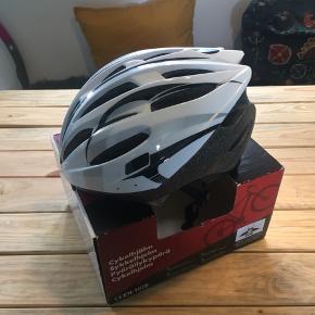 Ny cykelhjelm str. L, endnu i emballage, fejlkøb