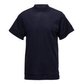 Lækker T-shirt i ren uld fra Libertine - for lille og dermed aldrig brugt.