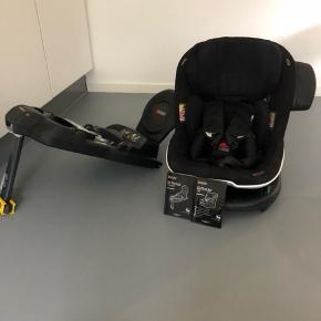Super lækker be safe izi modular autostol bruges fra 6 mdr til 4 år. Aldrig været i uheld!