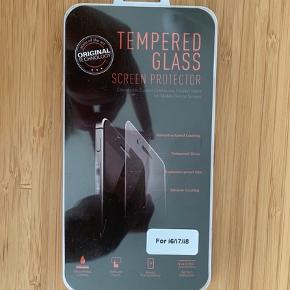 Nyt og ubrugt panserglas til Iphone 6, 6s, 7 og 8 sælges. Kan afhentes i Rødovre eller sendes på købers regning.