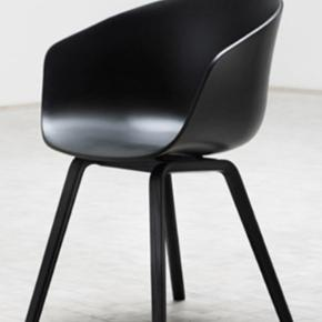 About a Chair fra HAY. 5 stk 5000kr.