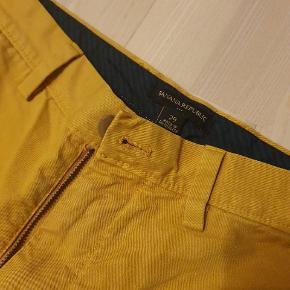 Unikke gule shorts til sommeren Fra Banana republic størrelse S / W29-30 Top stand top kvali