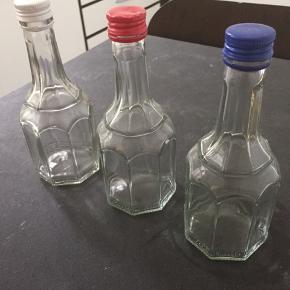 3 små fine flasker - BYD 🍀