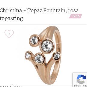 Christina Jewelry & Watches ring