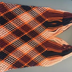 Unikt net med læderhåndtag fra By Malene Birger sælges. Byd :)