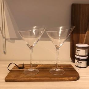 Prisen er for 2 stk  Eva solo cocktail glas