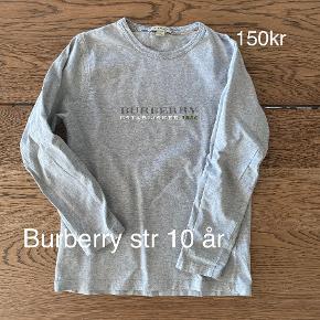 Burberry overdel