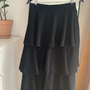 Fineste midi nederdel fra Zara aldrig brugt 🖤
