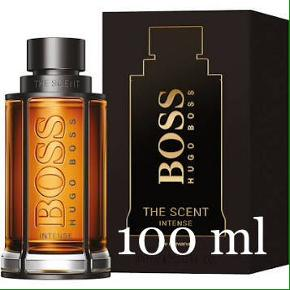 HUGO BOSS The Scent Intense for him 100 ml edp. Helt ny og stadig i folie.