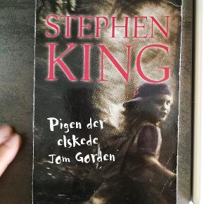 Bytter rigtig gerne med Stephen King bøger :)