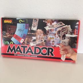 Matador-brætspil spilfamilie spil   Sender gerne
