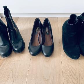 Saint Tropez sko & støvler