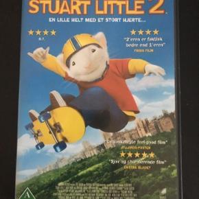 Stuart little 2 dvd -fast pris -køb 4 annoncer og den billigste er gratis - kan afhentes på Mimersgade 111 - sender gerne hvis du betaler Porto - mødes ikke andre steder - bytter ikke