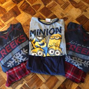 Lot 3 pyjamas comme neufs T. 14-16 ans