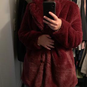 Lollys Laundry pels- & skindjakke